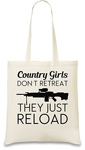 country-girls-dont-retreat-the-just-reload-slogan-bolso-de-mano