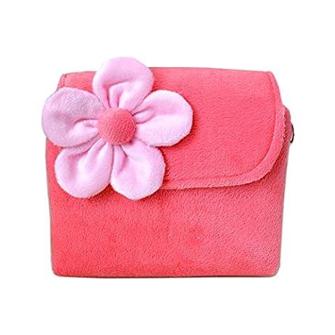 LA HAUTE Little Girls Handbags Lovely Tote Bags Cute Mini