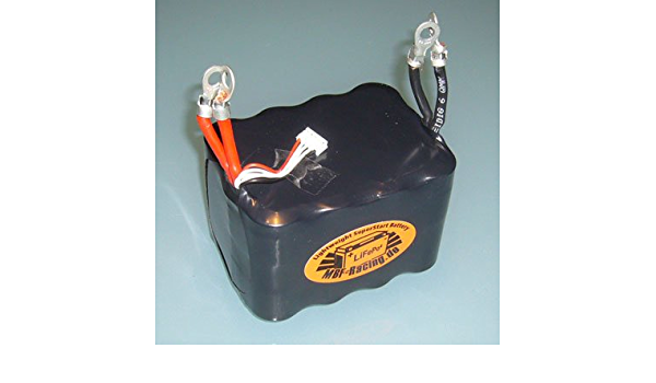 Lifepo4 Motorrad Batterie 13 2v 7 5ah Ab 1000ccm Neu V3 Ultraleichtes 1 1 Replacement Für Bleibatterien Auto