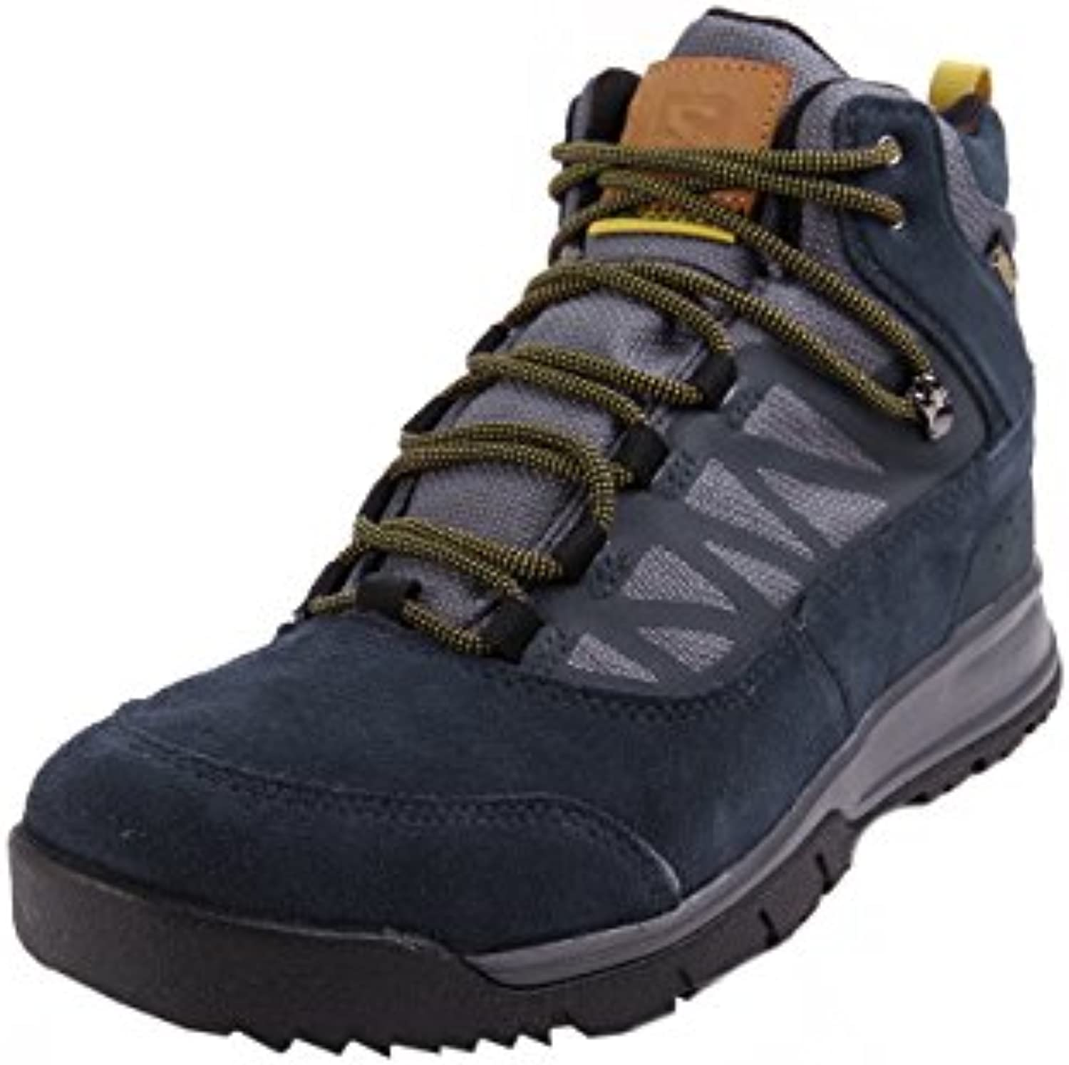 Salomon Instinct Travel Mid GTX Deep Blue Dark Cloud Ray