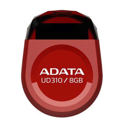 Adata DashDrive Durable UD310 USB 2.0 8GB Pen Drive (Red)