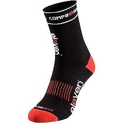 Calcetines de compresión SUURI Negro - Tamaño M-L