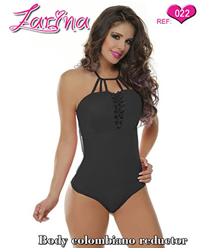 body-colombiano-estampado-varios-colores-body-con-faja-022-l-xl-negro
