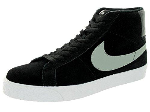 Nike Blazer Sb Premium Se, Chaussures de Sport Homme gris - Gris (Gris (Base Grey/Black-White))