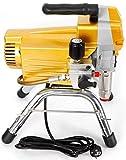OUBAYLEW 395 Airless Farbspritzgerät Hochdruck Sprühfarbe Maschine Wall Paint Spray Spritzgerät 2200W