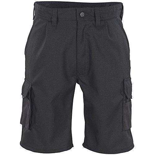 Mascot Hardwear kurze Arbeitshose Malaga Shorts 03049 schwarz