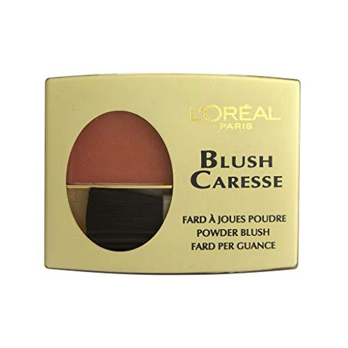 L'Oréal Paris Nuance Rouge, 106 Ambra/Wangenrouge für natürlich-mattes Make-Up-Finish, für jeden Hauttyp/1 x 6g