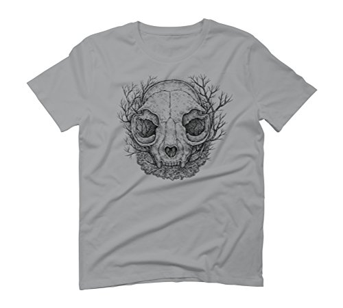 Dark Beauty Men's Graphic T-Shirt - Design By Humans Opal
