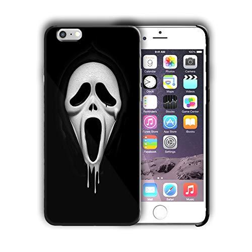 Hartschale mit Scream Design Kompatibel mit iPhone 66S 4.7in (hallo29)