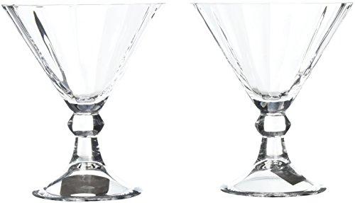 Heritage Austin Cocktail Glas (Set von 2) Vintage Reed Barton