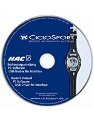 CicloSport 10302220 HAC 5 Interface