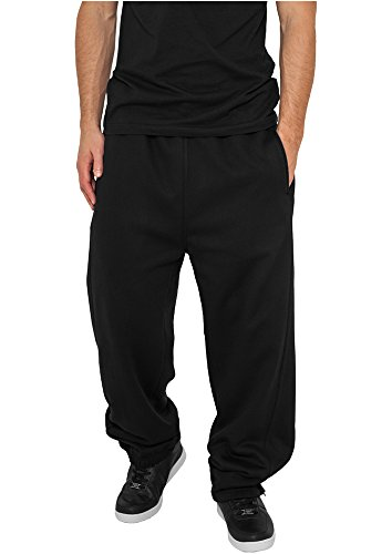 Urban Classics pantaloni da jogging da uomo Sweat Pants TB014B Urban Fit nero XXXXX-Large