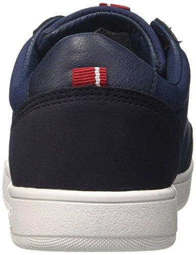Sergio Tacchini Brighton Cdx, Sneaker Man Blue (azul Marino)