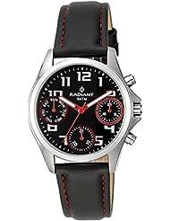 Reloj Radiant RA385709 Niño Piel Negro Comunión