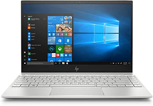 HP ENVY 13-ah1001ng 33,7 cm (13,3 Zoll/Full HD IPS) Notebook (Intel Core i5-8265U, 8GB LPDDR3, 256GB SSD, Intel UHD Graphics, Windows 10 Home) silber