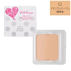 Silky Air Veil Mineral Foundation Refill 02