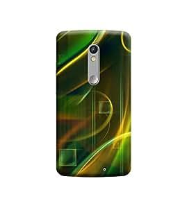 Ebby Premium Printed 3D Designer Back Case Cover For Moto X Force (Premium Designer Cae)