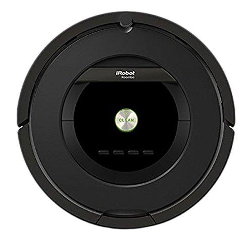 iRobot Roomba 876 Sin bolsa Negro aspiradora robotizada - aspiradoras robotizadas (Sin bolsa, Negro, 58 dB, 3 h, 1 h, 35,3 cm)