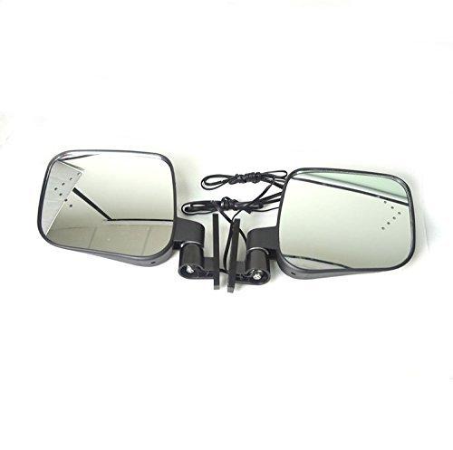World 9,99mallgas & Elektro Golf Carts Seite hinten View Signal Spiegel Set mit Blinker für EzGo Club Auto Yamaha