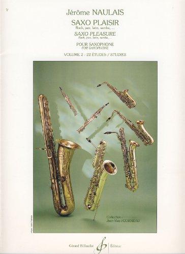 NAULAIS - El Placer del Saxofonista Vol....