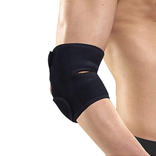 Gelenk Bandage Sport Ellenbogen Atmungsaktiv Ellenbogenschoner Neopren Ellenbogenschützer Elbow Support Pad für Tennis Basketball Gewichtheben
