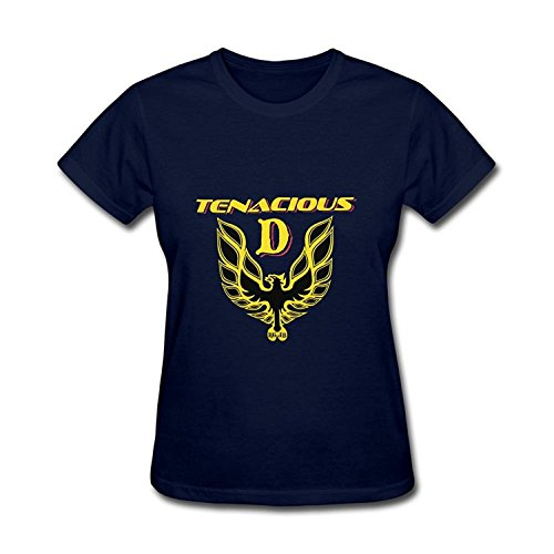 Women's Tenacious D Logo T-shirt XLarge