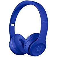 Beats Solo3 Wireless On-Ear Headphones - Neighborhood Collection - Break Blue