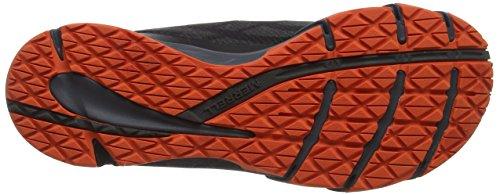 Merrell Bare Access Flex, Chaussures de Running Compétition Homme Noir (Black)