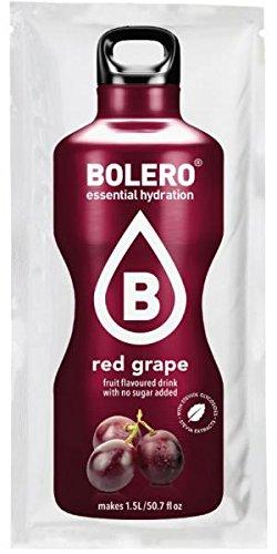 Trauben-drink (Bolero Drink - rote Traube mit Stevia (12er Pack))