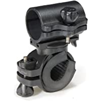 360° multifonction bicyclette TOURNANT AJUSTABLE SUPPORT MONTAGE VELO GUIDON led LAMPE POCHE TORCHE holder