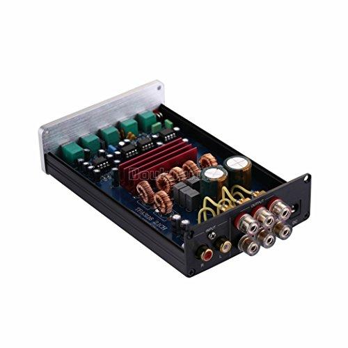 41Qe9wymWOL. SS500  - Nobsound HiFi TPA3116D2 2.1 Channel Digital Audio Power Amplifier Stereo Amp 2×50W+100W Subwoofer Treble Bass…