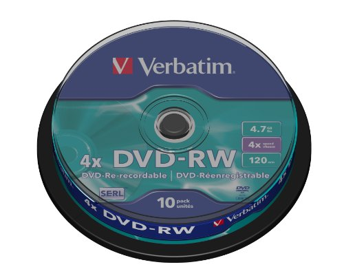 Verbatim (10 Disc)