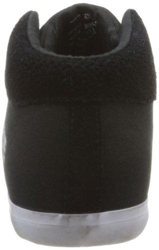 Feiyue Delta Mid Origine 1920, Baskets mode mixte adulte Noir (642)