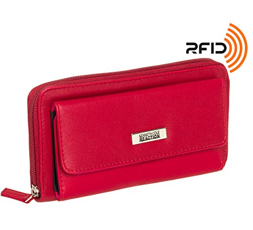 kenneth-cole-reaction-womens-rfid-urban-organizer-clutch-wallet-buff-red