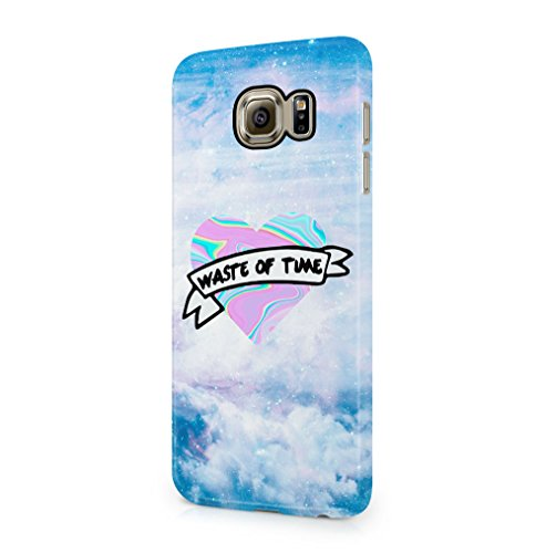waste-of-time-holographic-tie-dye-heart-stars-space-samsung-galaxy-s6-snapon-hard-plastic-phone-prot