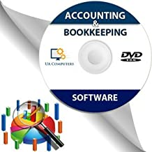 Accounting Bookkeeping Tax Personal Finance Software Disc