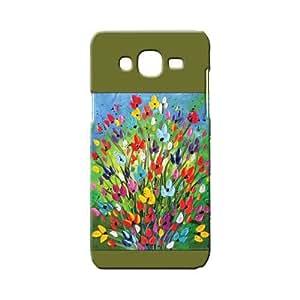 BLUEDIO Designer 3D Printed Back case cover for Samsung Galaxy A7 - G6430