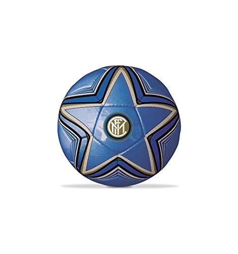 MONDO Novidea Pallone da Calcio Inter F.C. Cuoio Prodotto Ufficiale