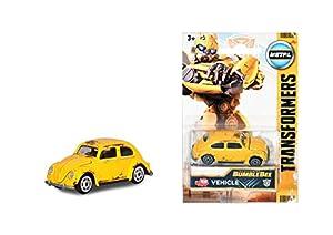 Simba Dickie Toys 203111045Transformers M6Bumblebee Modelo de Coche Auto