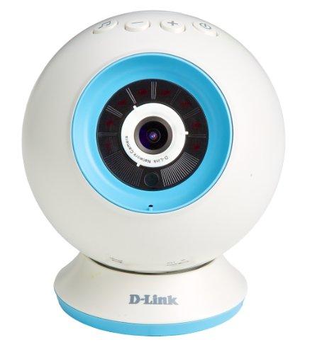 D-Link DCS-825L Wi-Fi HD Baby Monitor/Camera 41QeLRolvaL