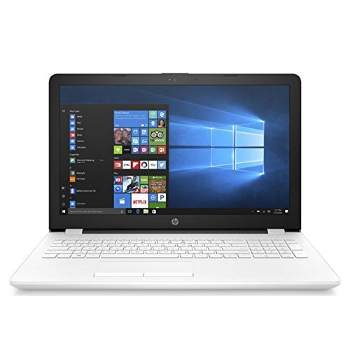 HP 15-bs561sa 15.6-inch Laptop Intel Core i3-7100U 2.4GHz Processor, 4GB RAM, 1TB HDD, Full HD Display (1920 x 1080 Resolution), HDMI, USB 3.1, Windows 10 Home 64-bit - 2PW34EA#ABU