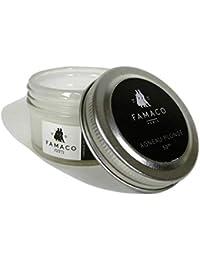 51e375c91b6 Famaco - Accessoires et maroquinerie - Pommadier agneau plonge incolore -  Blanc - Taille TU (
