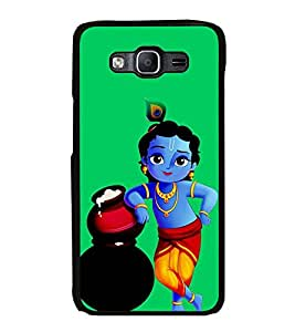 Fiobs Designer Back Case Cover for Samsung Galaxy On5 Pro (2015) :: Samsung Galaxy On 5 Pro (2015) (God Bhagvan Temple Dress Sports Typography Spritual)