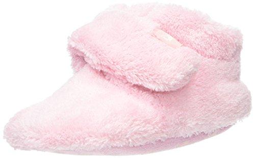 Größe Toms Kinder, 4 Schuhe (Joules Shuffle, Baby Mädchen Krabbelschuhe & Puschen, Rosa - Pink (Rose Pink) - Größe: 0-6 Months)