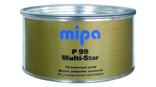 Preisvergleich Produktbild Mipa P99 Multi Star Füll-&Finish-Spachtel (1,95kg + 50g Härter)