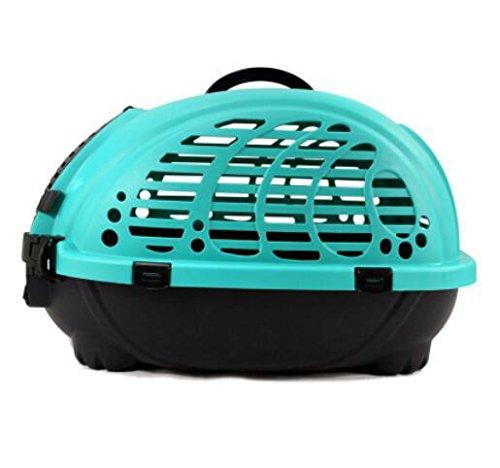 CPZLL Pet Airways pour animaux de compagnie chien chat animaux de compagnie expédition boîte boîte portable cage