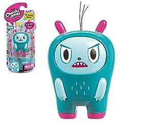 CHEEKIMEES TIgerHead Toys, Ltd. - Happy Hughie Mascotas Electrónicas que Expresan Emociones. , Color Turquesa (59341)