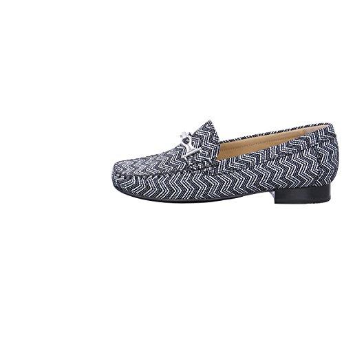 Jana 23700 20 806, Sneaker Donna Blau