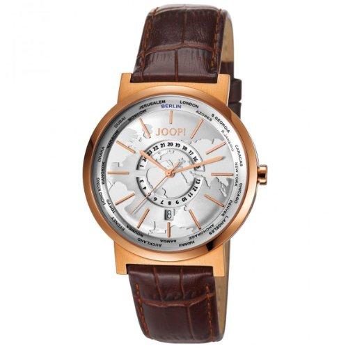 Joop Reloj de pulsera para hombre XL analógico de cuarzo piel JP101201F04