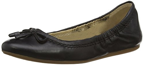 hush-puppies-damen-lexa-heather-bow-ballerinas-schwarz-black-43-eu